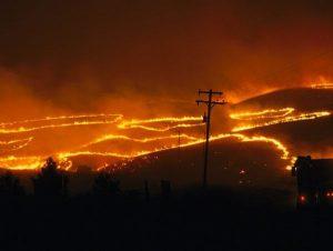 Wildfire Dust Analysis